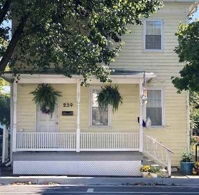 Shenandoah County Single Family Home For Sale: 234 N Main St