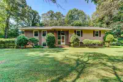 Charlottesville Single Family Home For Sale: 101 Powhatan Cir