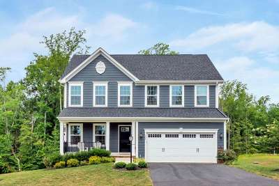 Louisa County Single Family Home For Sale: 264 Heritage Dr