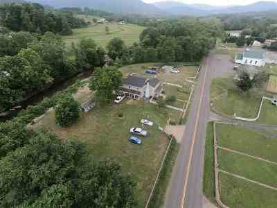 Madison County Single Family Home For Sale: 1027 Old Blue Ridge Tpk