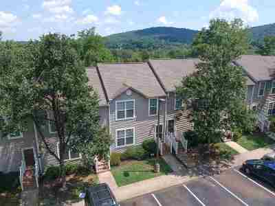 Charlottesville Townhome For Sale: 124 Waterbury Ct