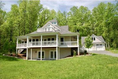 Nelson County Single Family Home For Sale: 123 Walk Around Ln