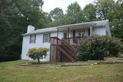 Greene County Single Family Home For Sale: 68 Azalea Rd