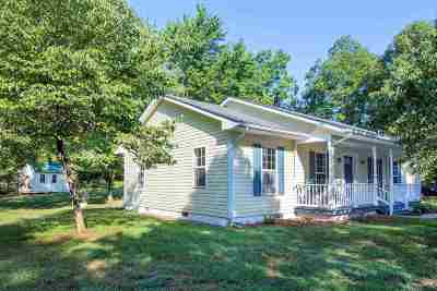 Orange County Single Family Home For Sale: 15158 Madison Run Rd
