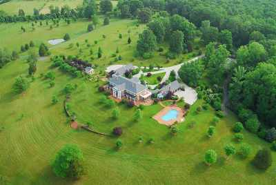 Albemarle County Single Family Home For Sale
