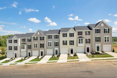 Albemarle County Townhome For Sale: 2104 Elm Tree Ct