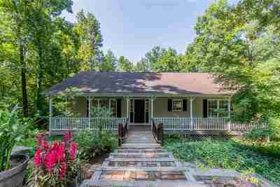 Nelson County Single Family Home For Sale: 311 Crawfords Knob Ln