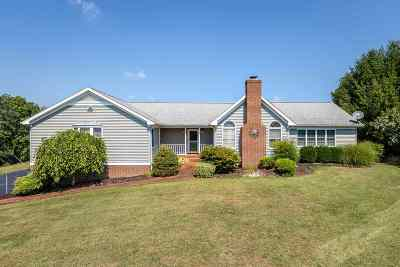 Augusta County Single Family Home For Sale: 148 Eakle Rd