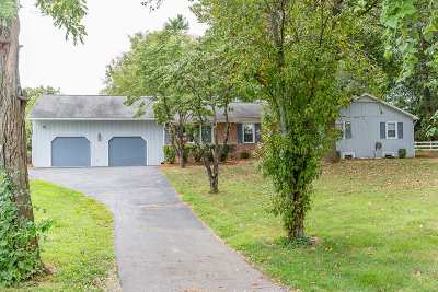 Rockingham County Single Family Home For Sale: 2870 Taylor Springs Rd