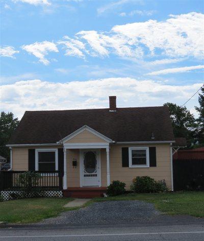 Waynesboro VA Single Family Home For Sale: $145,000