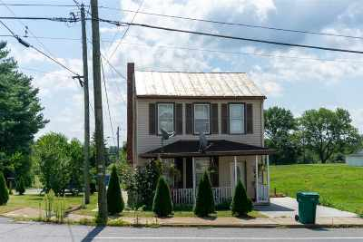 Mount Crawford Single Family Home For Sale: 112 S Main St