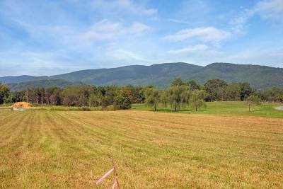 Albemarle County Lots & Land For Sale: Browns Gap Tpke