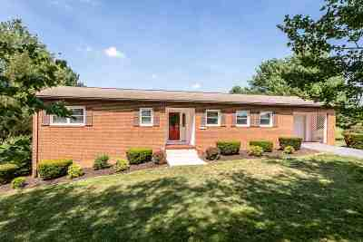 Augusta County Single Family Home For Sale: 2056 Knightly Mill Rd