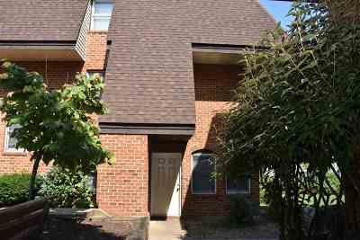 Harrisonburg Townhome For Sale: 1113-A Reservoir St