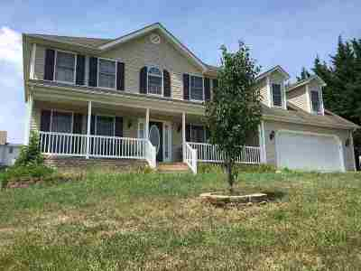 Augusta County Single Family Home For Sale: 40 Kensington Dr