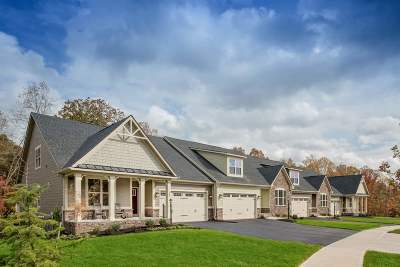 Albemarle County Townhome For Sale: 307b Winding Rd
