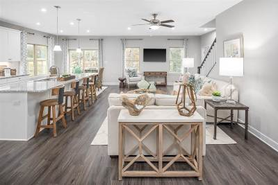 Albemarle County Townhome For Sale: 304c Winding Rd