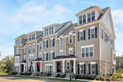 Albemarle County Townhome For Sale: 5469 Golf Dr
