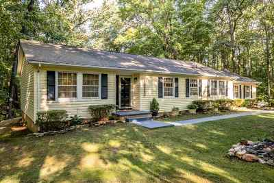 Albemarle County Single Family Home Pending: 4230 Watts Passage