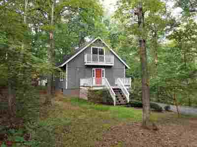 Fluvanna County Single Family Home For Sale: 656 Jefferson Dr
