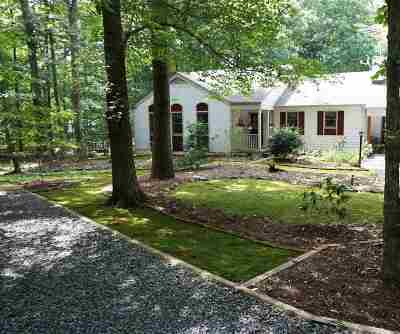 Charlottesville Single Family Home For Sale: 4240 Sylvan Ln
