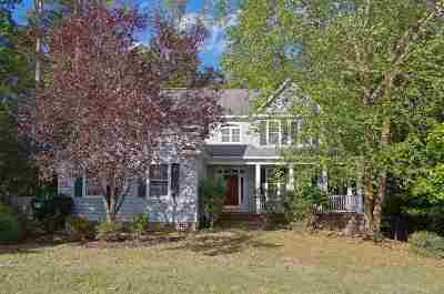 Charlottesville Single Family Home For Sale: 1360 Dunlora Dr