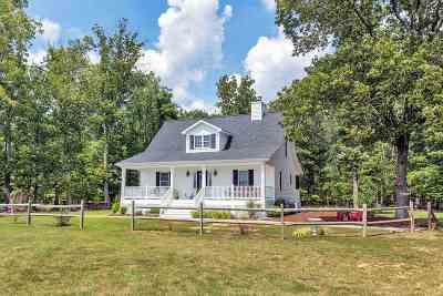Fluvanna County Single Family Home For Sale: 172 Palmer Farm Ln