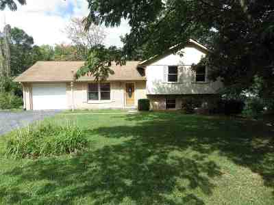 Augusta County Single Family Home For Sale: 121 Forest Dr