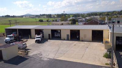 Dayton Commercial For Sale: 2869 W Mosby Rd