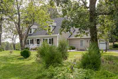 Rockingham County Single Family Home For Sale: 1894 Hawksbill Rd