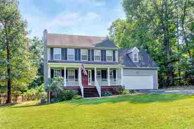 Single Family Home For Sale: 194 Autumn Oaks Ln