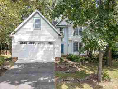 Harrisonburg Single Family Home For Sale: 661 Wyndham Woods Cir