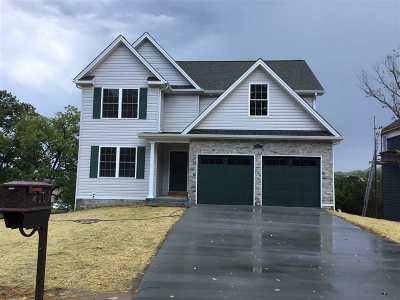 Harrisonburg Single Family Home For Sale: 200 Suffolk Dr