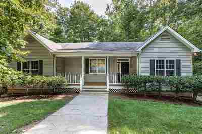 Fluvanna County Single Family Home For Sale: 5 Burke Ct