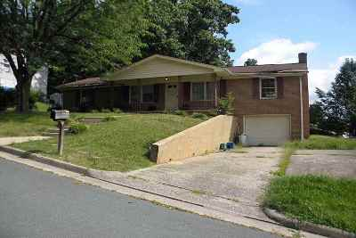 Staunton VA Single Family Home For Sale: $129,900