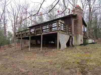 Shenandoah County Single Family Home For Sale: 1093 N Maple Rd