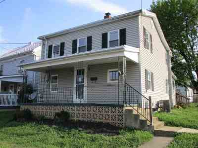 Shenandoah County Single Family Home For Sale: 518 W King St