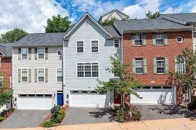Charlottesville Townhome For Sale: 149 Brookwood Dr