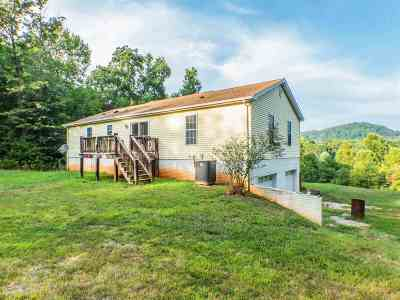 Nelson County Single Family Home For Sale: 3594 Roseland Rd