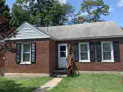 Staunton VA Single Family Home For Sale: $110,500