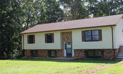 Greene County Single Family Home For Sale: 3580 Welsh Run Rd