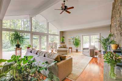 Charlottesville Single Family Home For Sale: 1015 Quail Hollow Ln