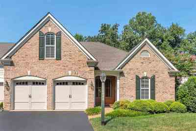 Townhome For Sale: 1448 Gate Post Ln