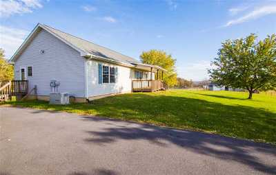 Rockingham County Single Family Home For Sale: 8166 Baxter Ln