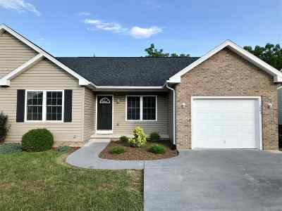 Rockingham County Single Family Home For Sale: 263 Windermere Dr