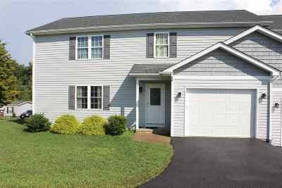 McGaheysville Townhome For Sale: 232 Bloomer Springs Rd
