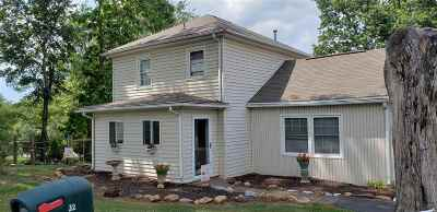 Augusta County Single Family Home For Sale: 32 Indian Ridge Rd