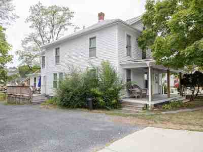 Harrisonburg Multi Family Home For Sale: 1041 Chicago Ave