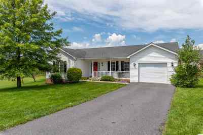 Weyers Cave Single Family Home For Sale: 48 Norwick Ct