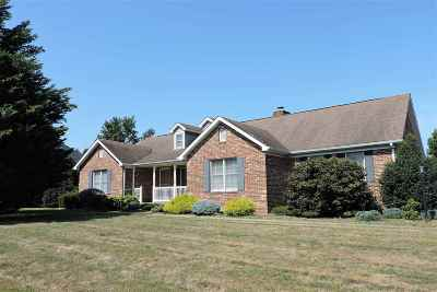 Waynesboro Single Family Home For Sale: 100 Lighthorse Ln
